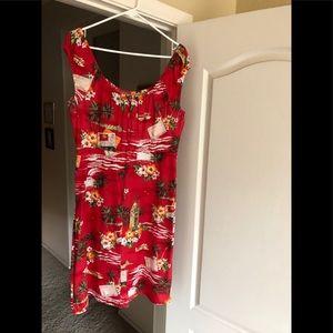 Hilo Hattie Dress